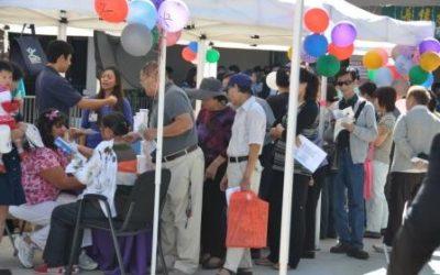 華興保險「社區健康日」週末熱鬧登場 近五百位客戶及親友踴躍參與