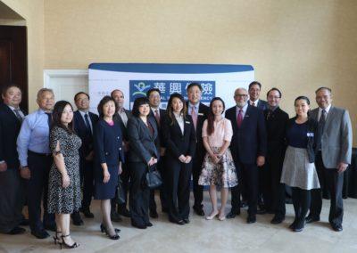 華興保險聖蓋博「企業雇主研討會」 應景資訊 引華企雇主熱烈回響